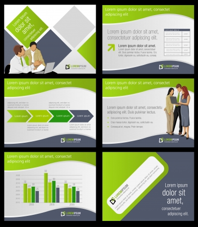 style wealth: Business Template.