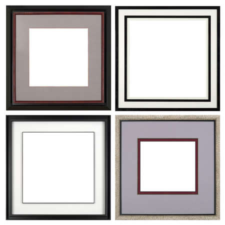 Set art picture frames photo