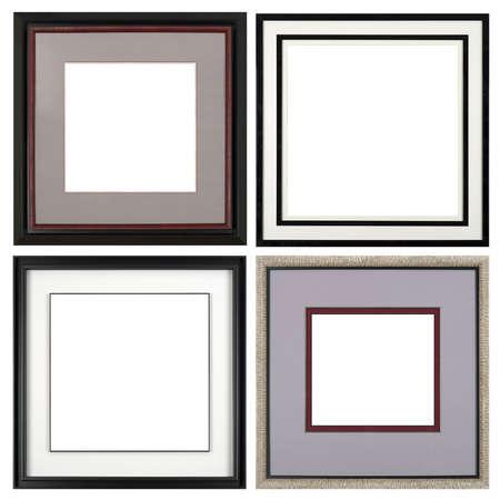 Set art picture frames photo