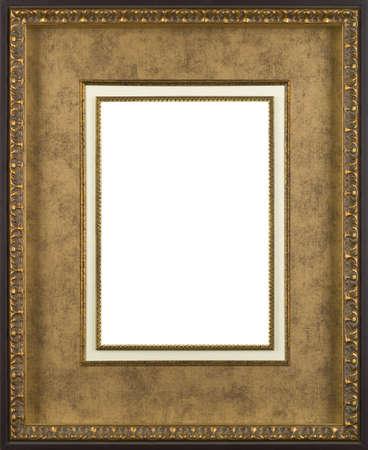 ornate gold frame: El arte de Oro marco de la imagen