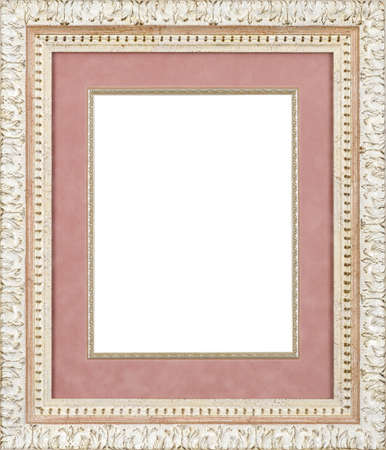 gilded: Art picture frame Archivio Fotografico