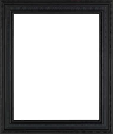 retratos: arte negro marco de la imagen