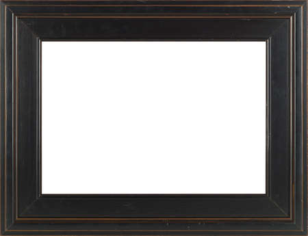 black art picture frame photo