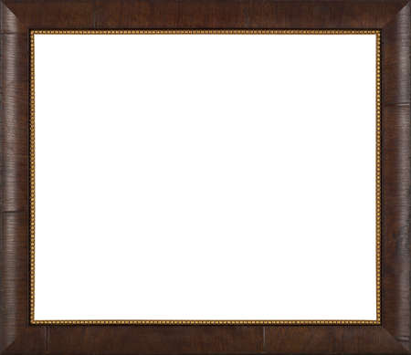 gold picture frame: art picture frame