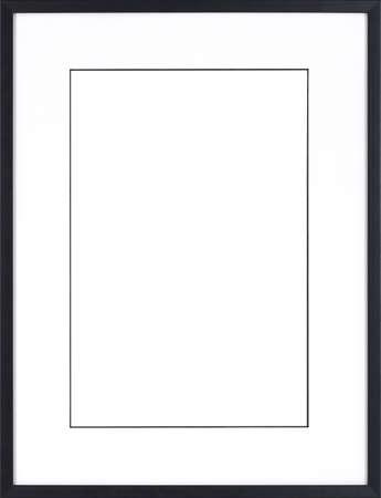marcos cuadros: arte negro marco de la imagen