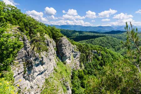 kavkaz: Orlinye skaly (Eagles rocks)