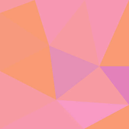 Lowpoly geometric background consisting of triangles of different sizes and colors. 版權商用圖片 - 131698673