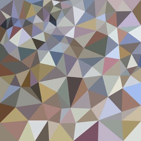 Lowpoly geometric background consisting of triangles of different sizes and colors.