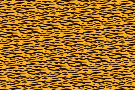 Concept of Nice Animal Skin pattern Vector Illustration