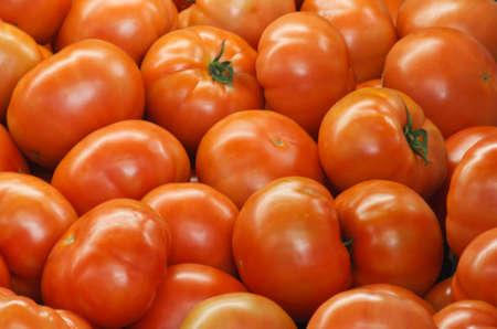 Whole RipeTomatoes