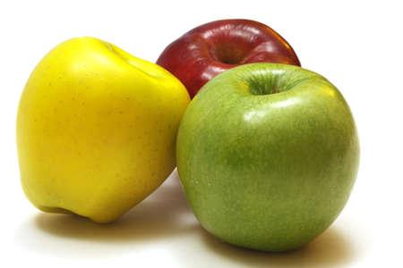 Three Types of Apples photo
