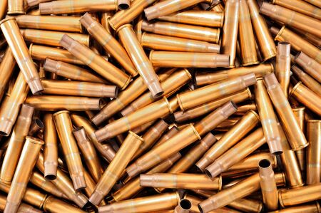 calibre: British world war two .303 shell casings