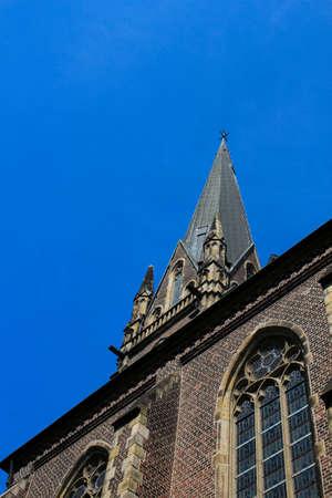 catholic church in Suderwich germany