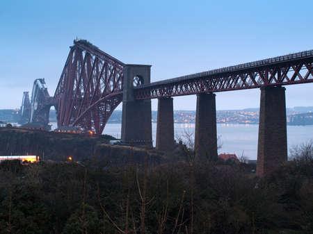 Bridge the firth of forth photo