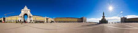 상거래 광장 리스본
