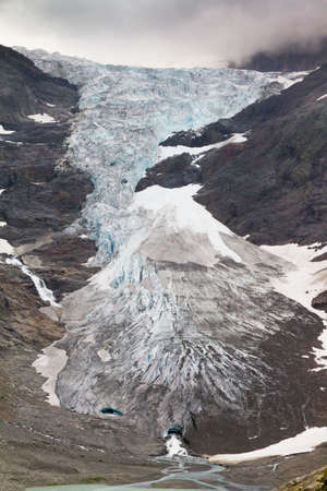 Trift glacier Stock Photo - 15316248