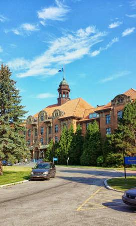 abbott: Cegep John Abbott College. Montreal, Qubec.