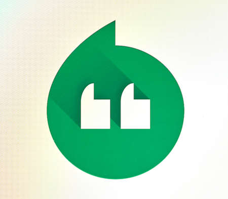 users video: MONTREAL, CANADA - MAY 23, 2016 : Google Hangouts logo. Google Hangouts is a communication platform developed by Google which includes instant messaging, video chat, SMS and VOIP features