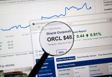 Oracle Corporation Stock Photos Royalty Free Oracle Corporation Images