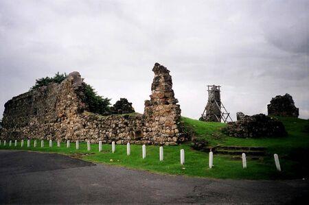 Panama Ruins Stok Fotoğraf