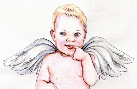 baby angel: Angel Baby 2