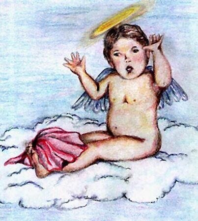 bebe angel: Angel Baby 1