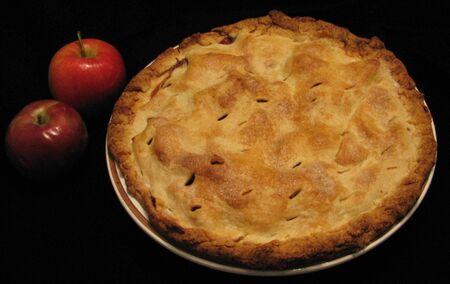 Apple Pie Zdjęcie Seryjne
