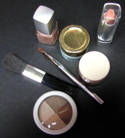 Makeup Archivio Fotografico - 1665996