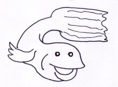 gills: Fish Illustration