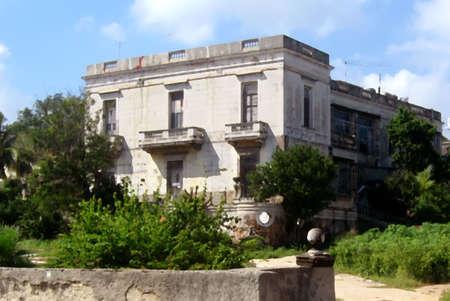 Dilapitated Mansion