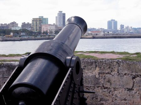 Cannon Over City