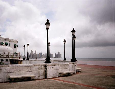 City View Фото со стока