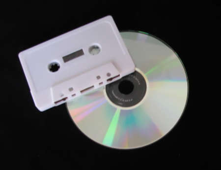Tape and CD