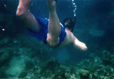 Snorkeling Stock Photo - 2209824