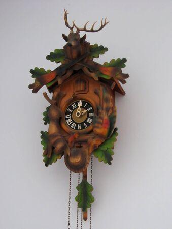 timepieces: Coocoo Clock