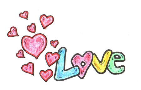sayings: Liefde Hearts