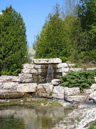 Water Fountain Фото со стока