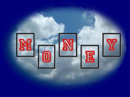 Money Illusztráció