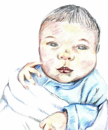 赤ちゃん 写真素材 - 10264040