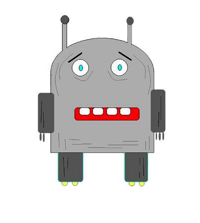 Little Robot Иллюстрация