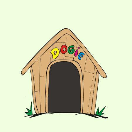 dog house: Dog house