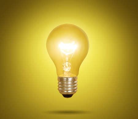 deas, energy saving light bulb