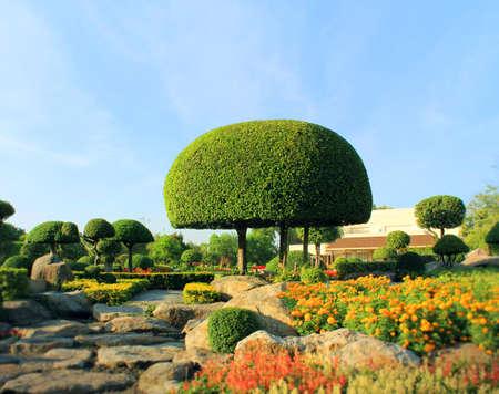 Lujoso Jardin Paisajista Componente - Colección De Diseño De ...