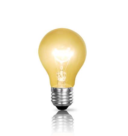 focos de luz: ideas, el ahorro de energía bombilla