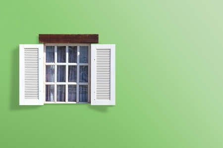 refurbish: round arch window style vintag