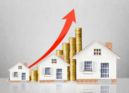 go up: houseing price go up
