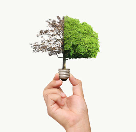 Ideeën, energiebesparende gloeilamp