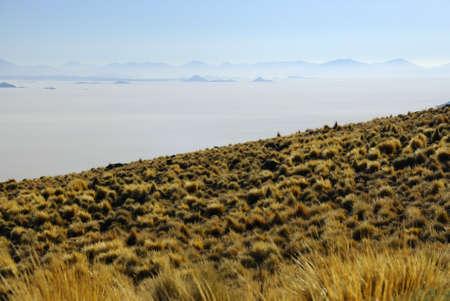 salar: The vastness of the Salar de Uyuni, Altiplano, Bolivia
