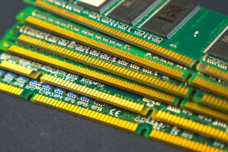 Computer RAM. RAM planks. Computer RAM. RAM planks