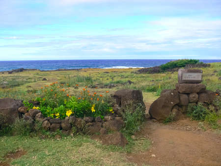 Orongo, the relevance of Easter Island. Orongo, the relevance of Easter Island.